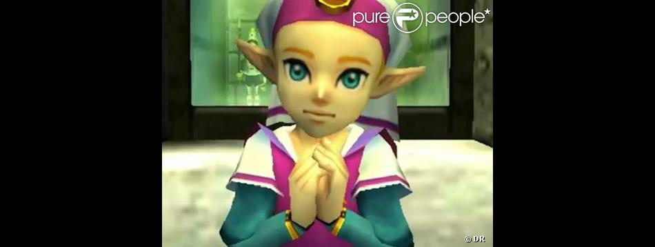 La princesse zelda du jeu vid o zelda purepeople - La princesse zelda ...