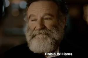 Robin Williams craque pour la Princesse Zelda et la confond avec sa fille