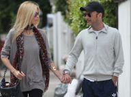 Claudia Schiffer et Matthew Vaughn : Main dans la main face à la terrible rumeur