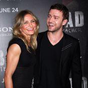 Cameron Diaz : Trois looks sexy en une journée, au côté de son Justin Timberlake