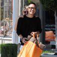 Ellen Degeneres et son styliste font du shopping à Hollywood le 21 juin 2011