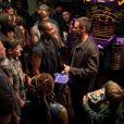 Anthony Mackie et Hugh Jackman dans  Real Steel , en salles le 19 octobre 2011.
