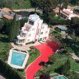 Villa paquebot de Charles Trenet sur les hauteurs d'Antibes qui ne trouvent pas de nouveau propriétaire.