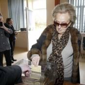 Bernadette Chirac contrariée, son élection annulée