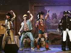 Les Village People en France !