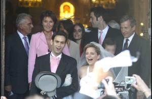 PHOTOS EXCLUSIVES : Mariage de la fille de Cécilia Attias : après la mairie, l'église !