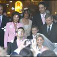 Félicitations aux jeunes mariés !