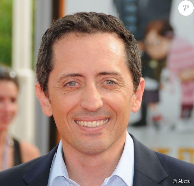 Gad Elmaleh sera le parrain de la 25ème édition du Téléthon qui aura lieu les 2 et 3 décembre 2011.