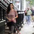 Liv Tyler sans maquillage dans les rues de New York en rentrant du sport. Juin 2011