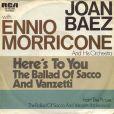 Joan Baez/Ennio Morricone,  Here's to you