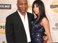 Mike Tyson et sa femme Lakiha ont renouvelé leurs voeux de mariage