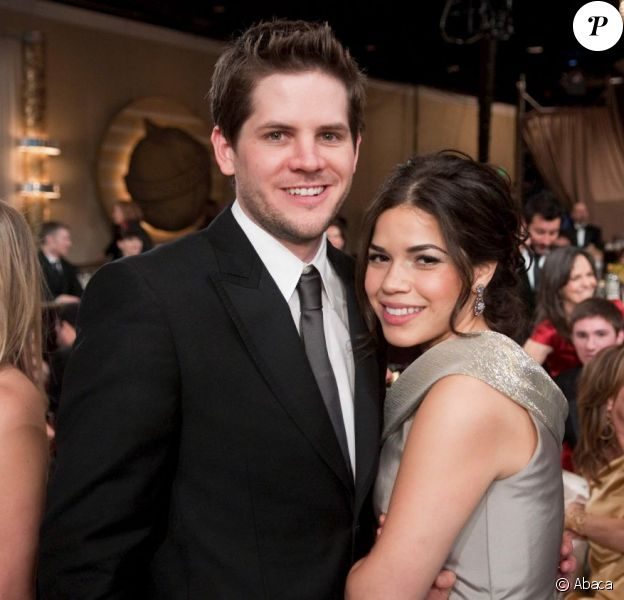 America Ferrera et son époux, Ryan Piers Williams