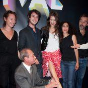 Maïwenn : Bertrand Delanoë, sous le charme, est à ses pieds !