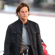 Tom Brady : Monsieur Gisele Bündchen reste sexy, même avec son attirail