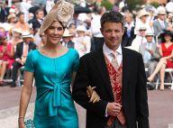 Mariage à Monaco - Mary, Victoria, Madeleine, Clotilde : le show des royaux !