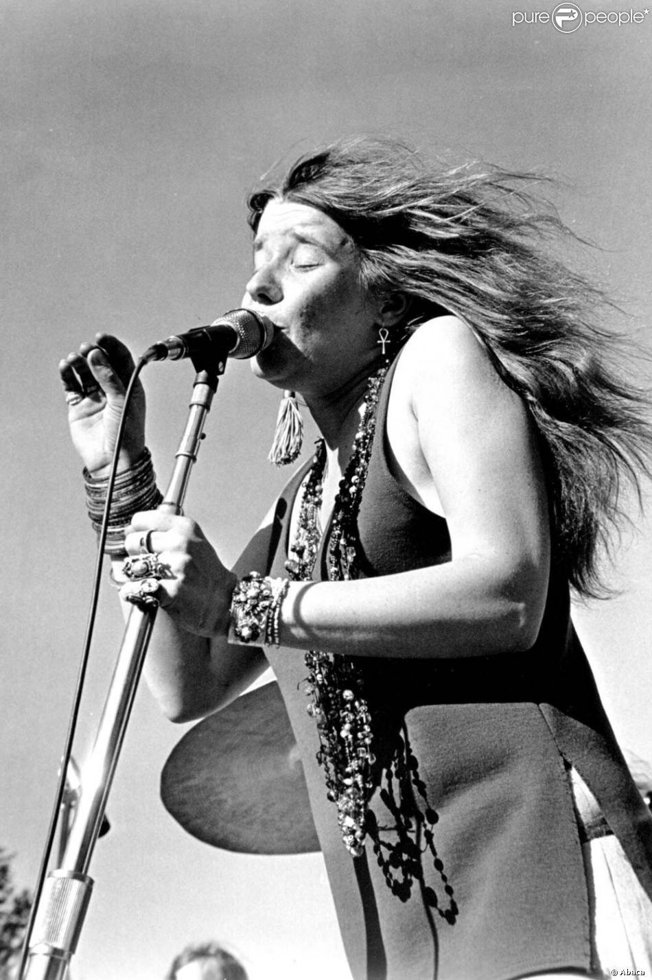 Woodstock Pictures Of Janis Joplin 43