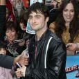 Après le cinéma, Daniel Radcliffe va faire ses premiers pas dans une comédie musicale à Broadway.