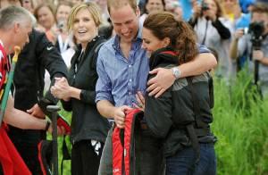 William et Kate au Canada: Une éblouissante passion et une divine robe S. Burton