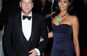 Kiefer Sutherland et Siobhan Bonnouvrier: clap de fin de leur histoire d'amour ?