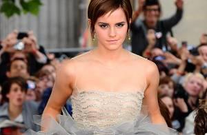 Emma Watson : Une fée divine qui fait une entrée magique... pour finir en larmes
