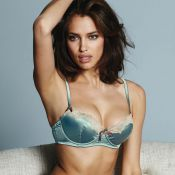 Irina Shayk : La chérie de Cristiano Ronaldo n'est pas très pudique...
