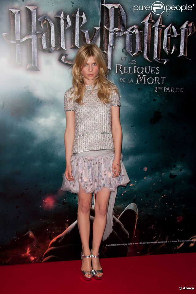 Clemence Poesy Mysterieuse Ou Delicieusement Complice Pour Harry