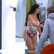 Secret Story 5 : Julie se dénude et dévoile ''les plus belles fesses du monde''