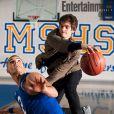 Le reboot de l'Homme Araignée, intitulé Amazing Spider-Man, met en scène Andrew Garfield. Les nouvelles images Entertainment Weekly nous montrent un Peter Parker plein d'énergie !