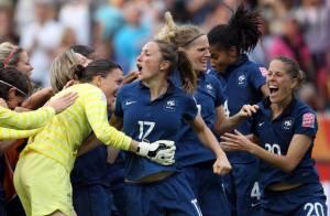 Mondial des Bleues - Sandrine, Sonia, Gaëtane, Louisa: Comment ne pas les aimer?