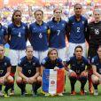 Les Bleues de Bruno Bini, emmenées par la doyenne inusable Sandrine Soubeyrand et la capitaine Sonia Bompastor, ont terminé 4e du Mondial 2011 en Allemagne. Inédit. Une fondation pour faire entrer le foot féminin 2011 dans l'ère moderne, et au premier plan.