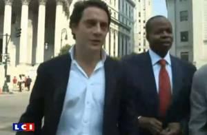 Affaire DSK : L'avocat de Tristane Banon à New York pour rencontrer l'accusation