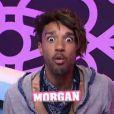 Morgan n'arrive pas à croire que Julie a embrassé Ruy dans Secret Story 5