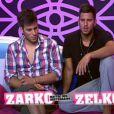 Zarko et Zelko n'ont pas peur d'être démasqués dans Secret Story 5