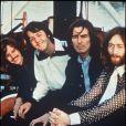Les Beatles, en 1969.