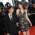 Charlotte Gainsbourg et Yvan Attal au festival de Cannes, en mai 2009.