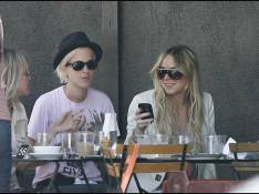 Lindsay Lohan : un dîner en tête à tête à Paris...