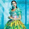 Première image de The Brothers Grimm : Snow White avec Lily Collins (image diffusée dans Entertainment Weekly)