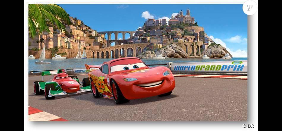 Cars 2, à l\'affiche en France le 27 juillet 2011....