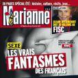 La couverture de Marianne du 23 juillet 2011