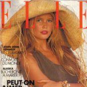 Flashback : Les débuts de Claudia Schiffer, ses premières couvertures