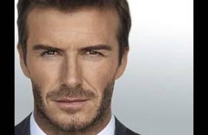 David Beckham, un Homme torse nu et très tatoué pour son parfum