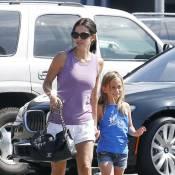 Courteney Cox : sa fille retrouve l'attitude d'une enfant de 7 ans