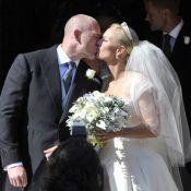 Mariage de Zara Phillips et Mike Tindall : Une journée discrète mais enchantée