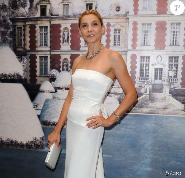 Clotilde Courau, à Paris, le 6 juillet 2011.