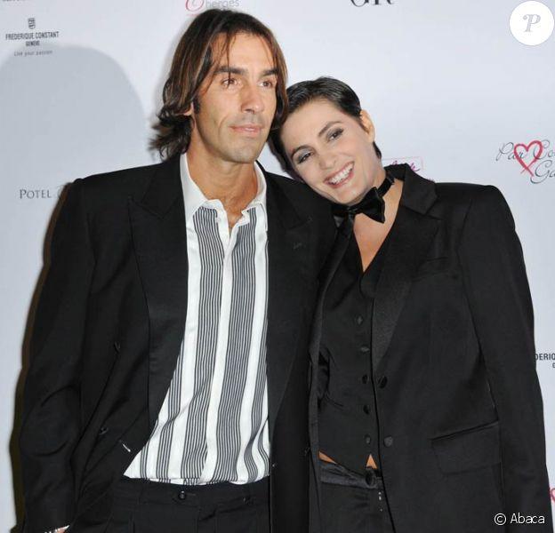 Robert Pirès et sa femme Jessica ont accueilli le 18 juillet 2011 leur troisième enfant, un petit Alessio !