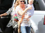 Rebecca Gayheart enceinte : Après-midi festif avec son adorable Billie