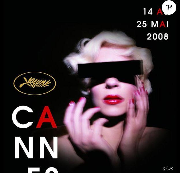 Affiche du festival de cannes 2008