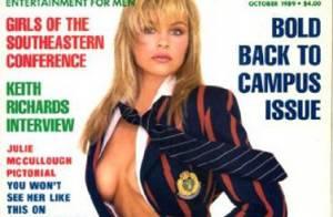 Flashback : Les débuts de Pamela Anderson, ses premières couvertures