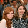 Kirsten Dunst et Sofia Coppola au festival de Cannes en 2006