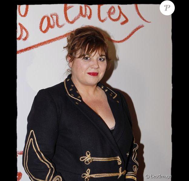 Michèle Bernier en mars 2010